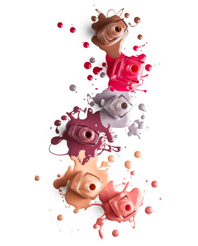 Viele verschiedene Nagellackfarben - Skin & Colour Kosmetikstudio by Dilek in Ingolstadt