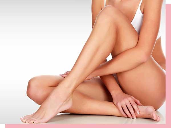 Top gepflegte Beine einer Frau - Skin & Colour Kosmetikstudio by Dilek in Ingolstadt